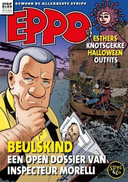 Eppo Stripblad 2020 22
