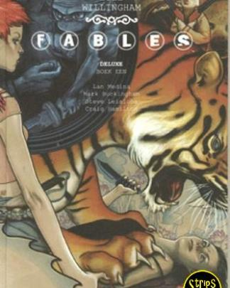 Fables deluxe 1 nl