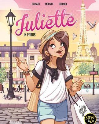 Juliette 2 In Parijs