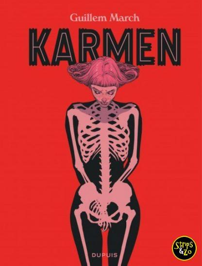 Karmen Guillem March