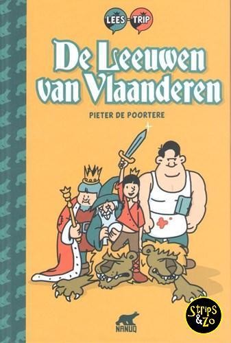 Lees Trip 1 De Leeuwen van Vlaanderen