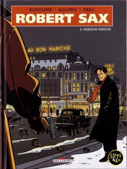 Robert Sax 2 Verloren Paradijzen