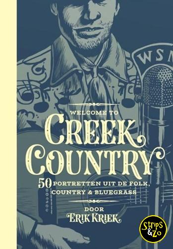 Welcome to Creek Country CD