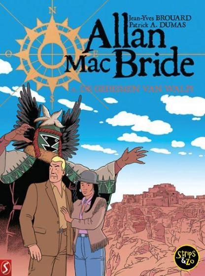 Allan Mac Bride 2 De Geheimen van Walpi