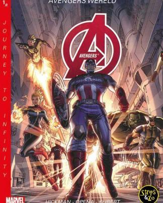 Avengers Journey to Infinity 3 Avengers Wereld 1