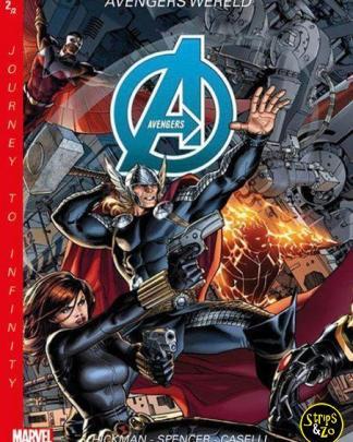 Avengers Journey to Infinity 4 Avengers Wereld 2