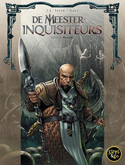 De Meester Inquisiteurs 9 Bakael