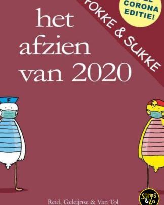Fokke Sukke Het afzien van 2020