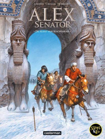 alex senator 11 de slaaf van khorsobad