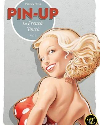 Artbook Pin Up La French Touch 2