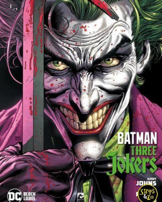 Batman Three Jokers 1