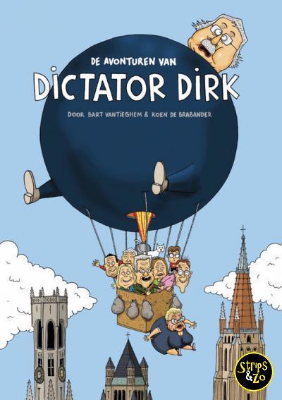 De avonturen van dictator Dirk 1