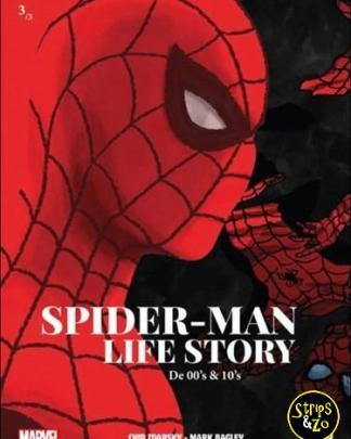 Spider Man Life Story 3 De 00s 10s