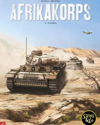 Afrikakorps Limited Edition 2 Crusader