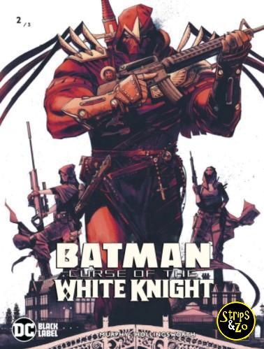 Batman Curse of the White Knight 2