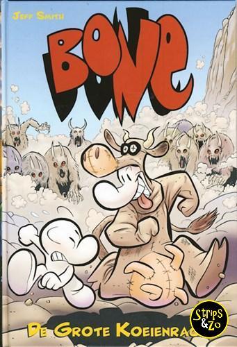 Bone 2 De grote koeienrace