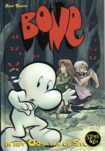 Bone 3 In het oog van de storm