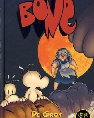 Bone 6 De grot van de oude man
