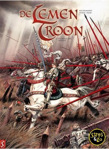 Lemen Troon 6 Het beleg van Orleans