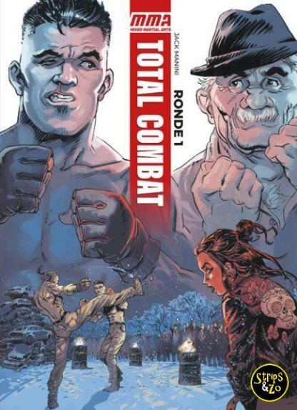 Total Combat 1 Ronde 1