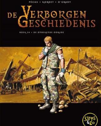 Verborgen Geschiedenis 24 De onbekende oorlog