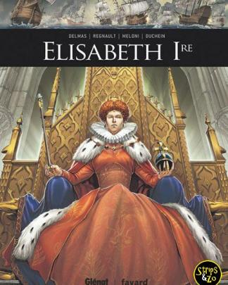 Zij schreven geschiedenis 12 Elisabeth I