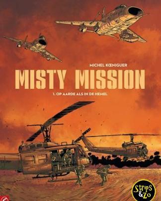 Misty Mission 1 Op aarde als in de hemel