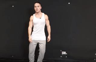"Male Stripper Dance Moves - ""C-WALK"" Tutorial"