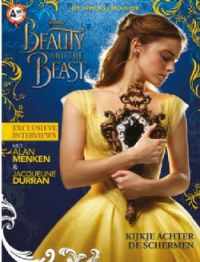 Image result for Het Beauty and the Beast officiële filmboek