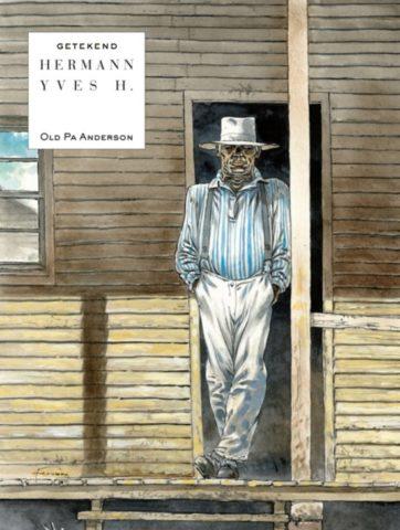 Strips, Stripboeken, Strips bestellen, Strips kopen, Hermann, Yves H, Old Pa Anderson, Lombard