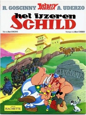 Asterix, Asterix 11, Ijzeren schild, Obelix, Kopen, Bestellen, strip, stripboek, stripwinkel