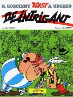 Asterix, Asterix 15, intrigant, Obelix, Kopen, Bestellen, strip, stripboek, stripwinkel