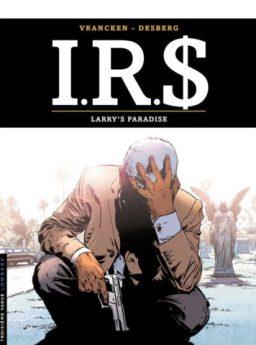 IRS, I.R.$., IR$, Larry's Paradise, strip, stripboek, bestellen, kopen