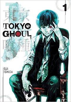 Tokyo Ghoul 1, Tp, Sui Ishida, Viz Media