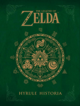 Hyrule Historia, Legend of Zelda, Dark Horse
