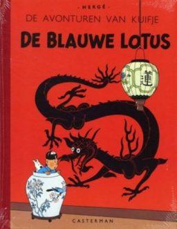 Kuifje 5 - De Blauwe Lotus, Blauwe Lotus