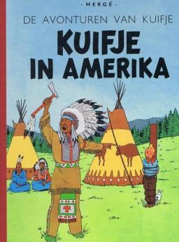 In Amerika, Kuifje 3 - In Amerika