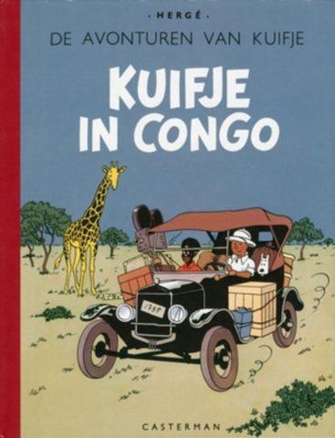 In Congo Facsimile, Kuifje 2 - In Congo