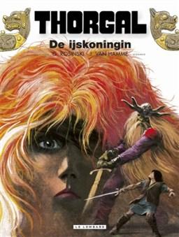 Thorgal 1, IJskoningin, Strip, stripboek, stripverhaal, album, kopen, bestellen, online