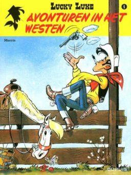 9789031434701, Avonturen in het Westen, Lucky Luke 4