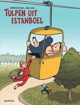 9789031435821, Robbedoes door 12 - Tulpen uit Istanboel luxe