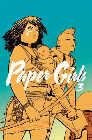 Paper girls 3, Papergirls 3