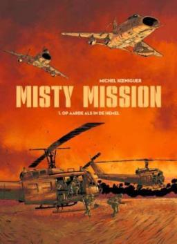 Misty Mission 1, 9789462801783, Op Aarde als in de hemel