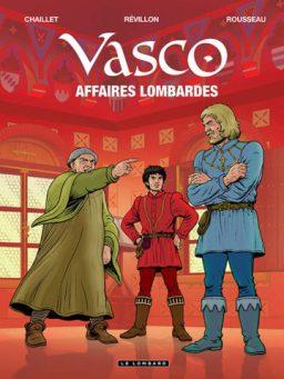 Vasco 28, Lombardische Zaken