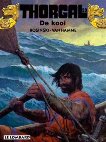 Thorgal 23, 9789055811472, De Kooi
