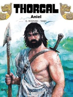 Thorgal 36 hc, Thorgal 36, Aniël, 9789064210969