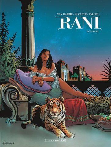 Rani 7, koningin