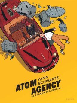 Atom Agency 1, De juwelen van begum