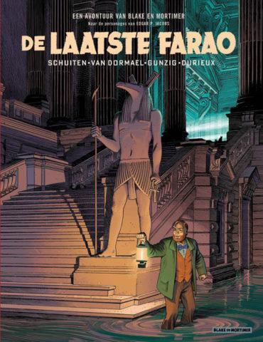 9789067370912, Blake en Mortimer door Schuiten, De Laatste Farao