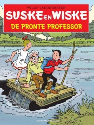 Suske en Wiske - De Pronte Professor